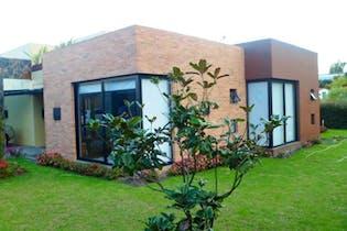 Casa Campestre En Cota Hacienda Palo De Monte- piscina