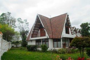 Casa Campestre En Cota Parcelas-4 alcobas-10 parqueaderos