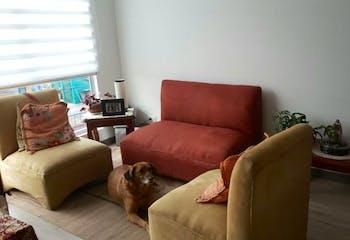 Apartamento En Venta En Cajica, con cuatro habitaciones y dos baños.