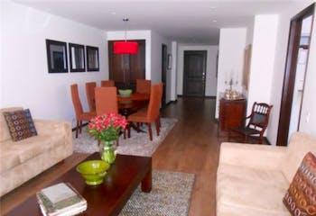 Apartamento en venta en Santa Barbara Occidental de 123m²