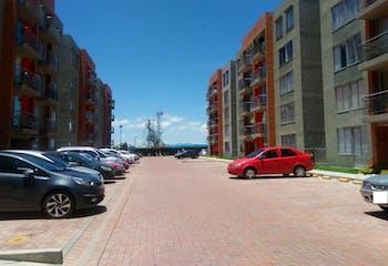 Apartamento En Venta En Cajica Parque De La Estación