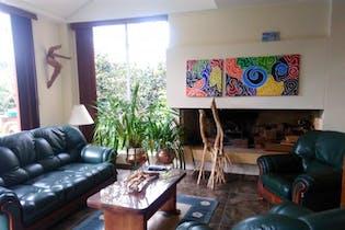 Casa En Venta En Chia Condominio Montebello-3 alcobas-chimenea