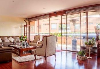 Apartamento En Venta En Bogota Miracolina chimenea a gas natural en la sala