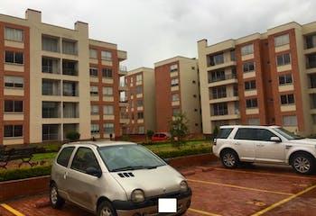 Apartamento En Venta En Cajica San Cipriano, cuenta con 3 alcobas.