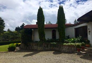 Casa Campestre En Venta En Tabio Rió Frió Oriental