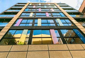 Apartamento en venta en Barrio Teusaquillo 42m² con Bbq...