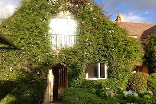Casa Campestre En Chia Santa Ana I- 4 alcobas- chimenea- jacuzzi