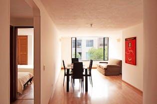 Apartamento En Bogota Santa Bárbara con vista a el exterior
