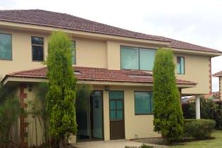 Casa Campestre En Cajica Condominio La Hacienda Alcoba principal con jacuzzi