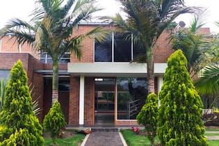 Casa Campestre En Chia Hacienda San Simon- 5 alcobas-chimenea