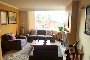 Apartamento En Bogota Chico con excelentes rutas de acceso y linda vista