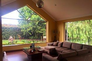 Casa Campestre En Venta En Cajica Conjunto Santa Lucia, con 4 alcobas.
