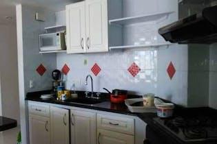 Apartamento en Cedritos-Caobos Salazar, con 3 Habitaciones - 101 mt2.