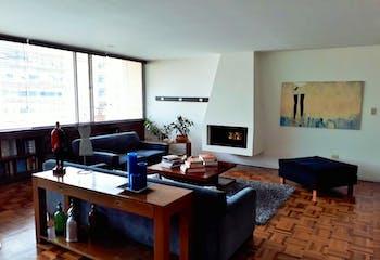 Apartamento En Bogota Chico Reservado cuenta con 4 habitaciones muy cómodas