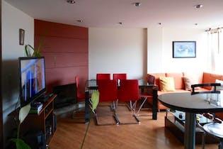 Apartamento en venta en Barrio Cedritos de 52m²