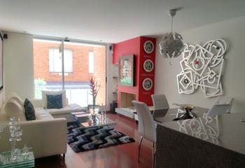 Apartamento En Bogota Santa Barbara con excelentes acabados en la zona de Santa Barbara Central