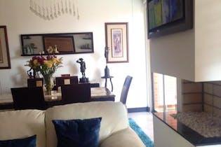 Apartamento en Bogota Reserva De La Sierra -Sta Barbara - con tres habitaciones