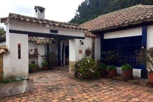 Finca en Cajica Via Cajica - Tabio - con amplios jardines