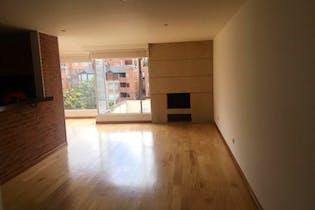 Apartamento En Bogota Chico Navarra-2 alcobas- 3 baños