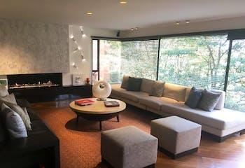 Apartamento En Bogota Bellavista, rodeado de reserva natural y bosque.
