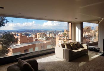 Apartamento en venta en Rosales con Solarium...