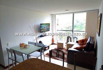 Apartamento en Santa Lucía-La América, con 3 Habitaciones - 65 mt2.