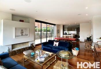 Apartamento en Bogota- Rosales de 3 habs- terraza privada