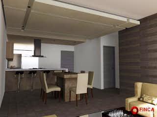 Una sala de estar llena de muebles y una ventana en VENTA DEPARTAMENTOS CUAJIMALPA