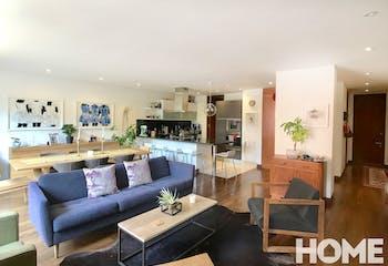 Apartamento en Chico Norte, Bogotá - con amplia zona social