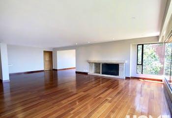 Apartamento en Rosales, Chico - 310, tres alcobas, chimenea