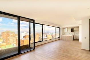 Apartamento en Chico Norte lll, Bogotá - para estrenar