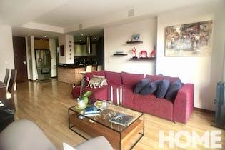 Apartamento en Chico lll, Bogotá - con estudio, tres habitaciones