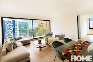 Apartamento en Chicó lll, Bogotá - para estrenar, apto con tv room