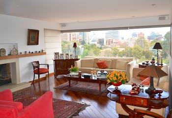 Apartamento en venta en El Nogal con Gimnasio...