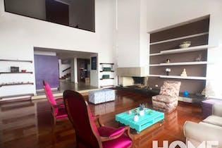 Pent House en Chicó, Bogotá, con cuatro habitaciones