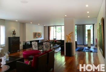 Apartamento en venta en Chicó Reservado, 343m²