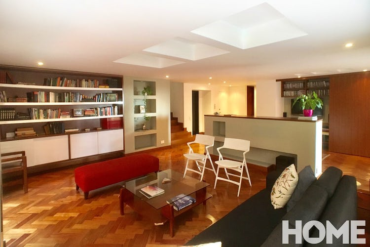 Portada Apartamento remodelado en Bellavista-Bogotá, con terraza
