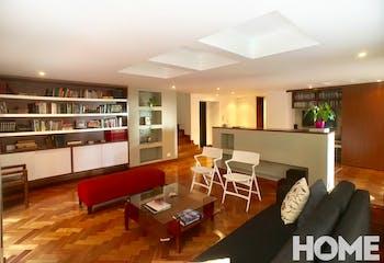 Apartamento remodelado en Bellavista-Bogotá, con terraza