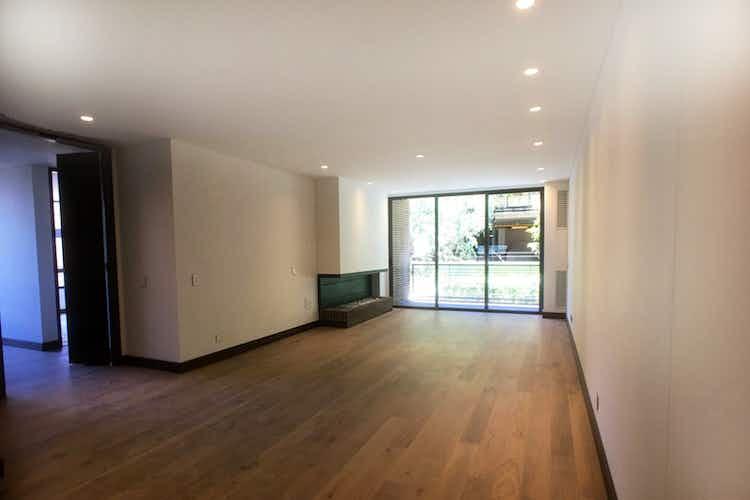 Portada Apartamento en La Cabrera, Chico - 153mt, dos alcobas, chimenea
