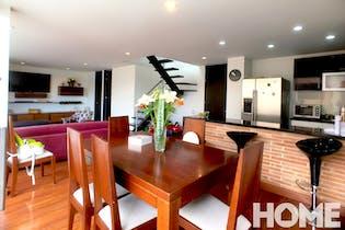 Iluminado Apartamento Duplex En Virrey-bogotá Con 2 Habitaciones.
