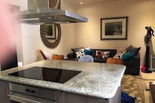 Departamento en venta en Polanco 103 m2 piso de marmol