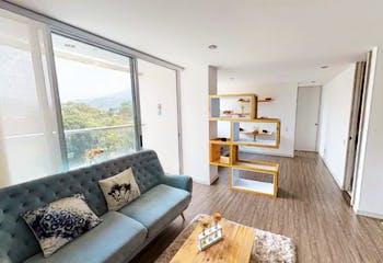 Rivera de Suramérica, Apartamento en venta, 82m² con Zonas húmedas...