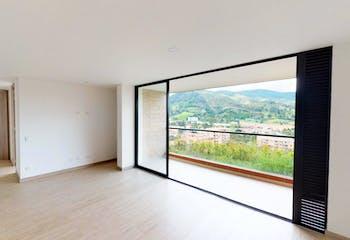 Bosques de normandia, Apartamento en venta en Casco Urbano El Retiro 87m²