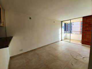 Un cuarto de baño con lavabo y ducha en Apartamento en Venta NAVARRA