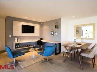Bianco, apartamento en venta en El Carmelo, Sabaneta