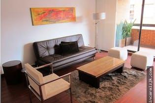 Apartamento en venta en Virrey de 1 alcoba