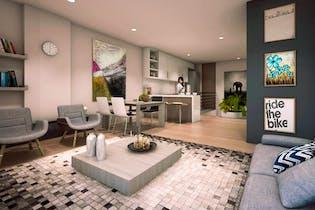 Varenna, Apartamentos nuevos en venta en Galerías con 3 habitaciones