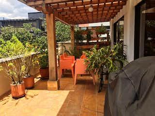 Una habitación llena de muchas plantas en macetas en Apartamento venta Zuñiga, Envigado, Antioquia
