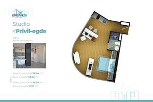 Urban 26, Apartamentos nuevos en venta en Barrio Quinta Paredes con 1 hab.