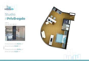 Vivienda nueva, Urban 26, Apartamentos nuevos en venta en Barrio Quinta Paredes con 1 hab.